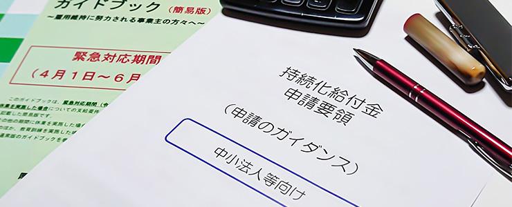 持続化給付金の要綱説明資料