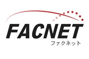 ファクネットのロゴ